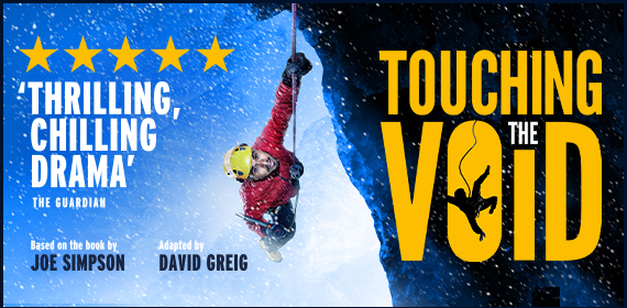 TOUCHING THE VOID Play London