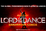 LORD OF THE DANCE Musical London