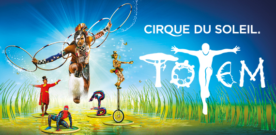 CIRQUE DU SOLEIL TOTEM Musical London