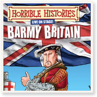 HORRIBLE HISTORIES-BARMY P2 Play London