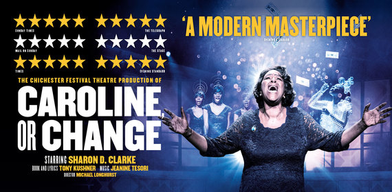 CAROLINE, OR CHANGE Musical London