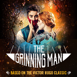 THE GRINNING MAN Musical London
