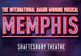 MEMPHIS Musical London