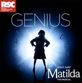 MATILDA Musical London