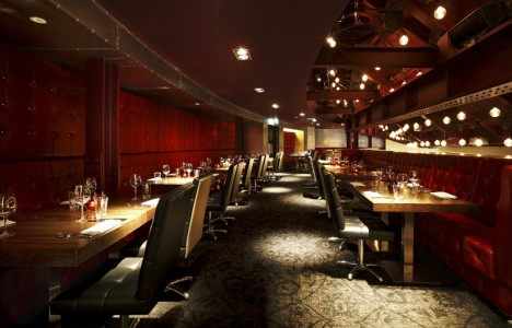 Jersey Boys & 2 Course at Heliot Restaurant Meal Package London
