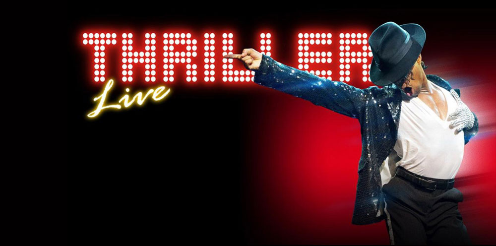 THRILLER-LIVE Musical London