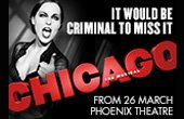 CHICAGO Musical London