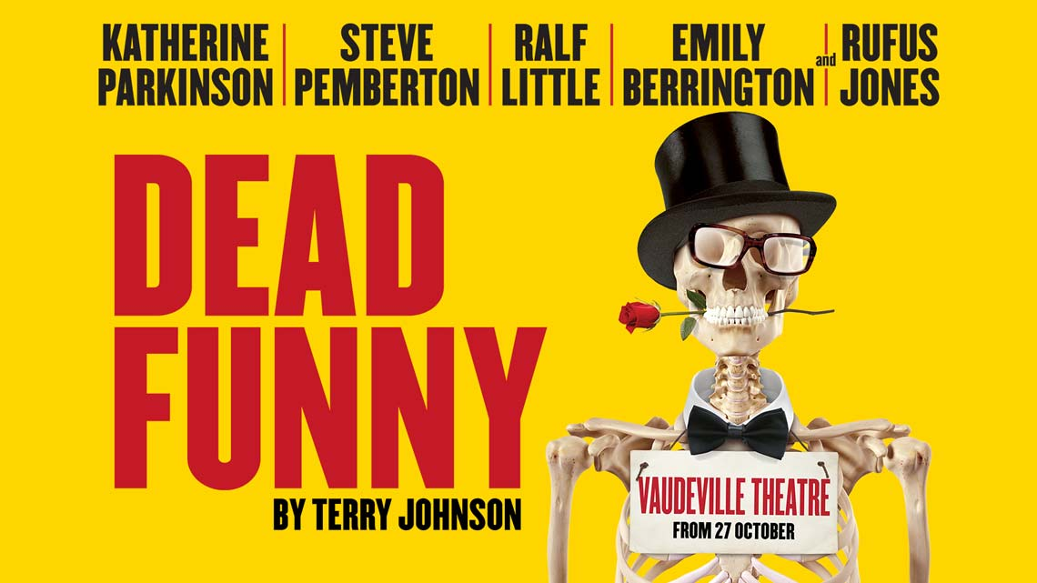 DEAD FUNNY Play London
