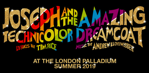 JOSEPH AND THE AMAZING TECHNICOLOR DREAMCOAT Musical London