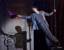 SINGIN' IN THE RAIN Musical London