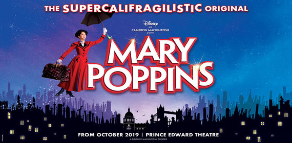 MARY POPPINS Musical London