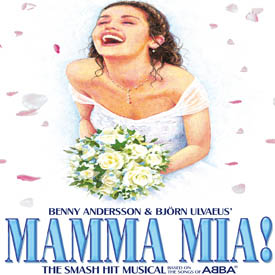 Mamma Mia with Fish and Chips Meal Package London