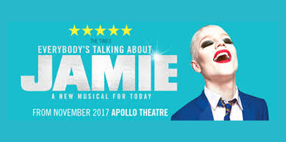EVERYBODY'S TALKING ABOUT JAMIE Musical London