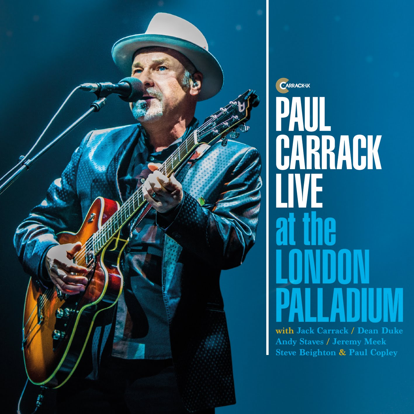 PAUL CARRACK Other Events London