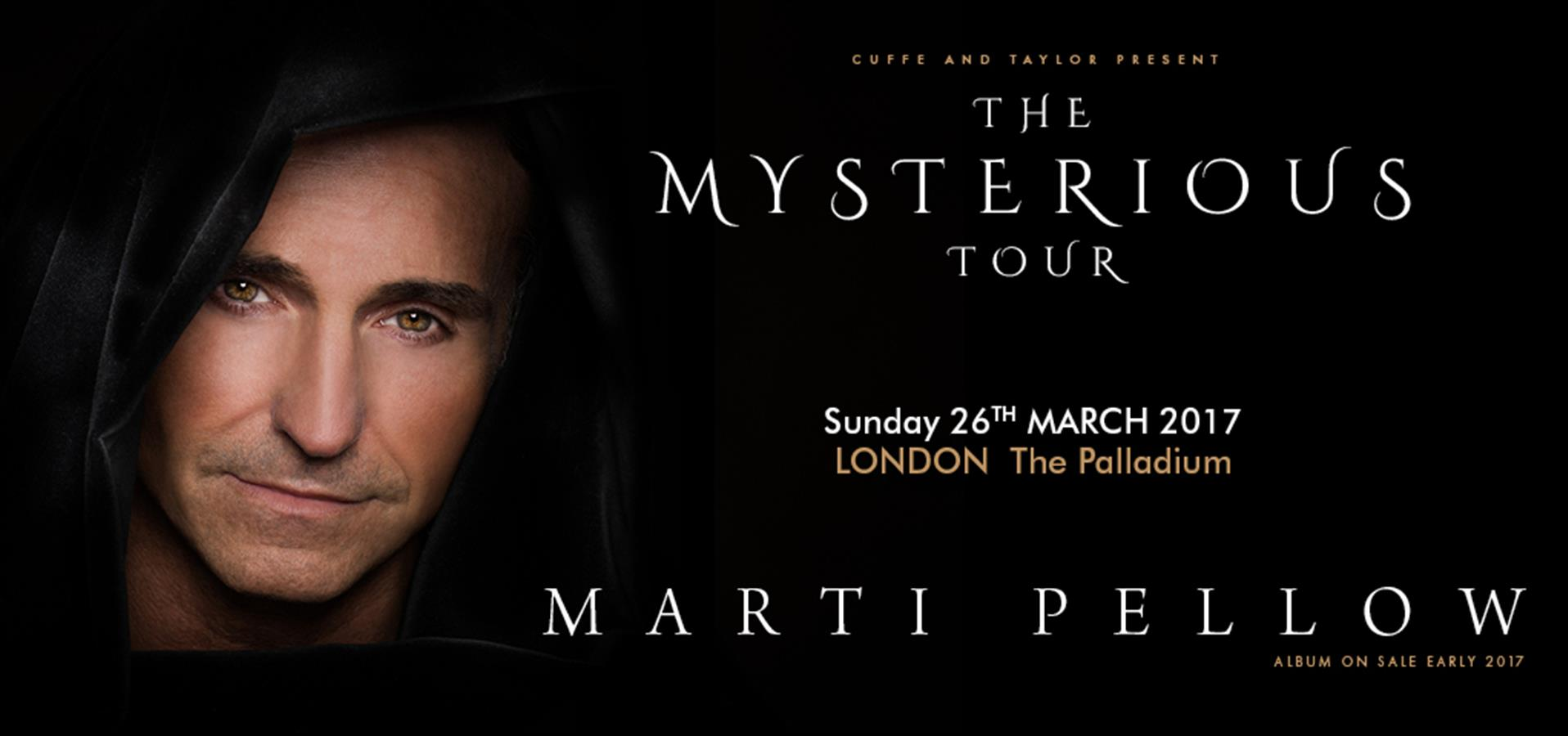 MARTI PELLOW Other Events London