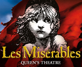 Les Miserables with Fish And Chips Meal Package London