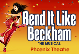 BEND IT LIKE BECKHAM Musical London