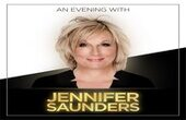 AN EVENING WITH JENNIFER SAUNDERS