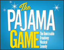 THE PAJAMA GAME Musical London