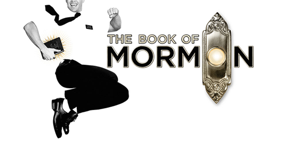 THE BOOK OF MORMON Musical London