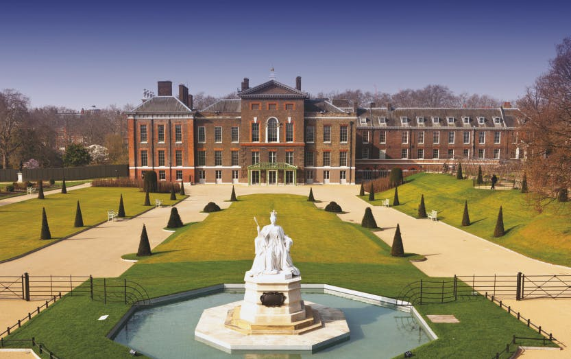 Kensington Palace Attraction London