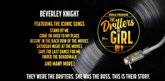THE DRIFTERS GIRLS