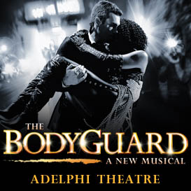 THE BODYGUARD Musical London