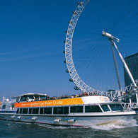London Eye River Cruise Attraction London