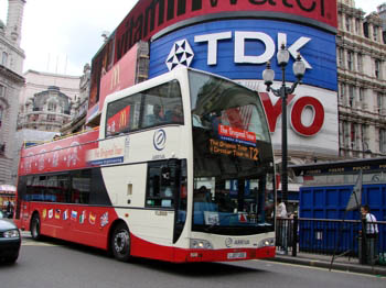 The Original Bus Tour Attraction London
