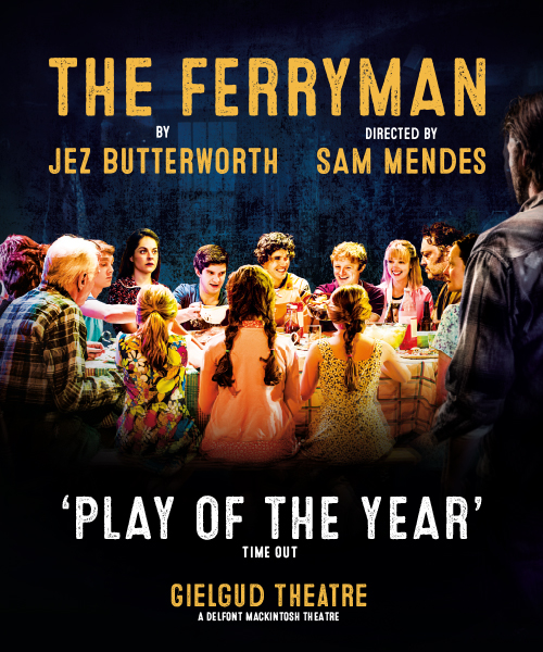 THE FERRYMAN Play London