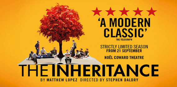 THE INHERITANCE PART 2 Play London