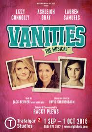 VANITIES: THE MUSICAL Musical London