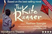 THE KITE RUNNER Play London