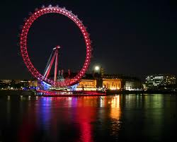London Eye Attraction London